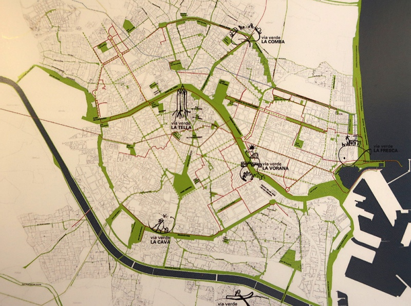 1.Propuesta Vía Verde Valencia. PSPV 2007-2011