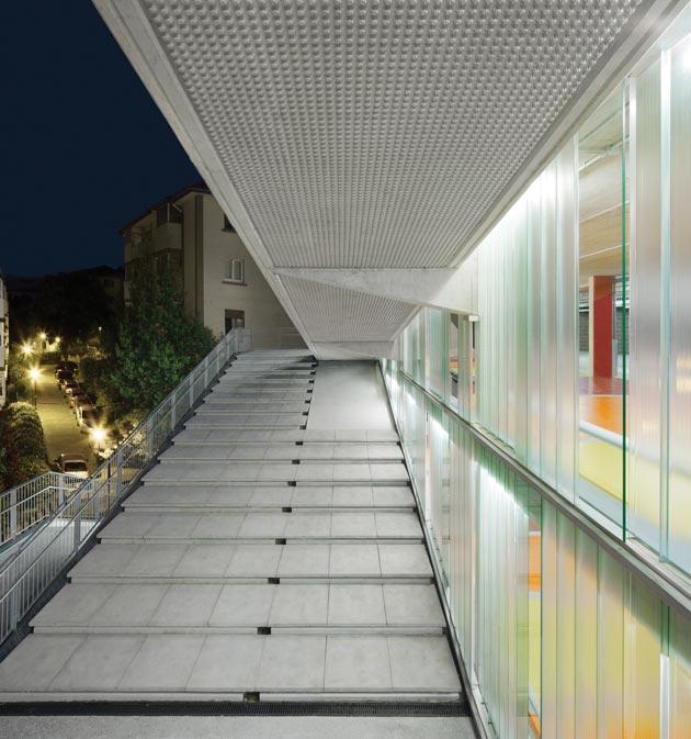 Planur E Sutura Urbana Ascensores Urbanos Espacios