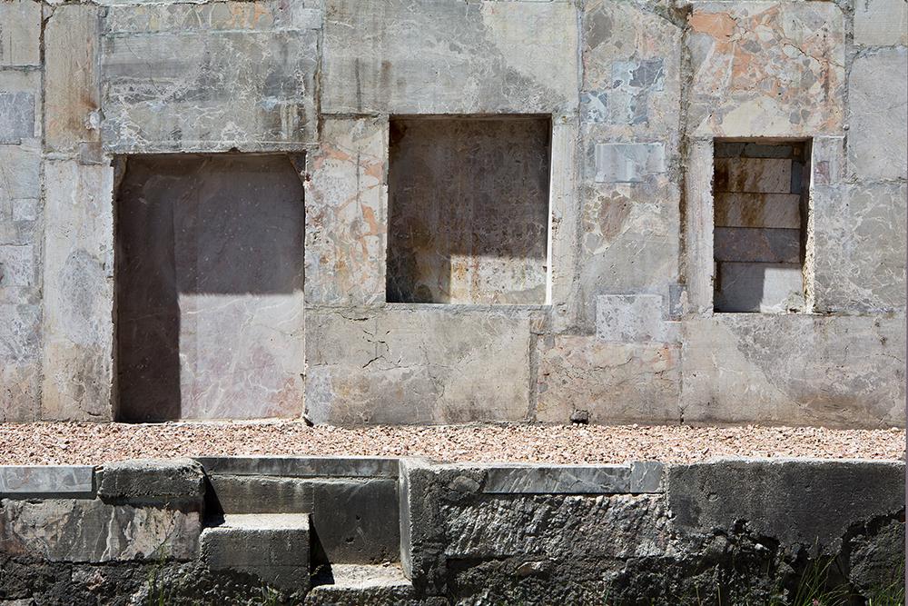 Figura 12. Exterior del taller. Foto: F. Simonetti.