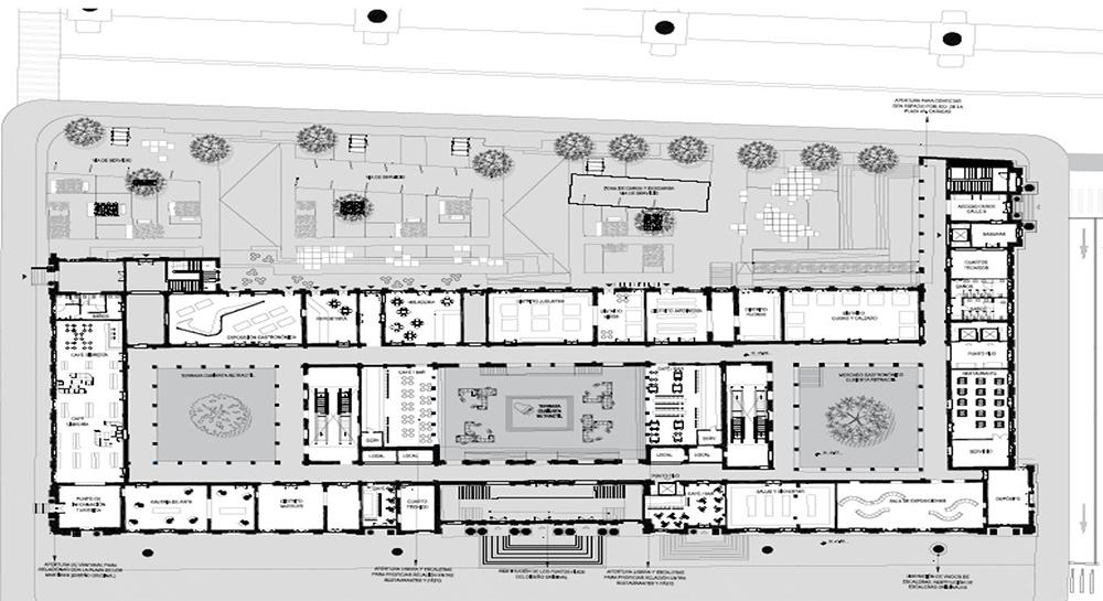 Figura 13. Planta primer piso