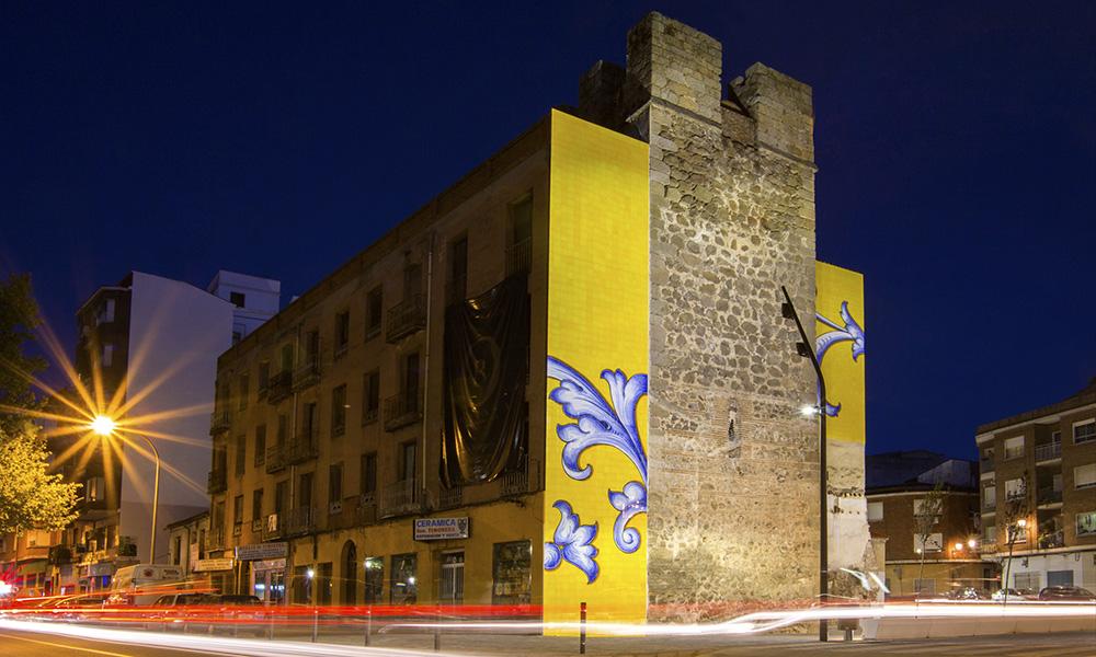 Figura 13: Plaza de San Miguel. Restos históricos integrados y puestos en valor.