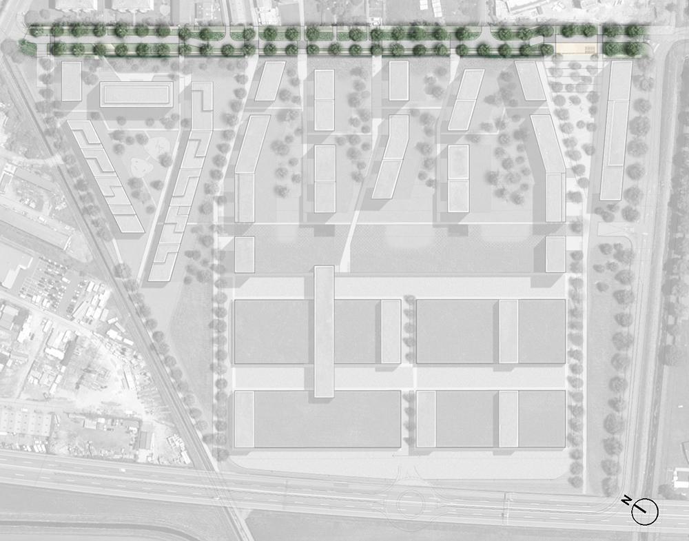 Figure 13: Avenue Kiener