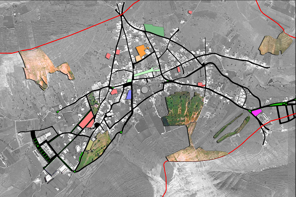 Figura 15. Mejoras ambientales y operaciones de renovación o rehabilitación urbana.
