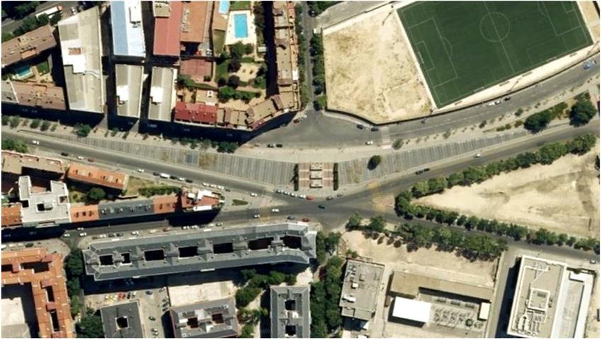 Planur e el pasillo verde ferroviario de madrid una - Paseo imperial madrid ...