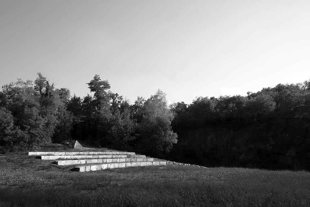 Figura 18. Anfiteatro natural. Foto: L. Ferrario.