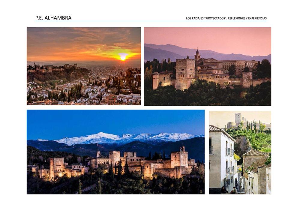 Figura  18. Plan Especial de la Alhambra, (Estudio Seguí).
