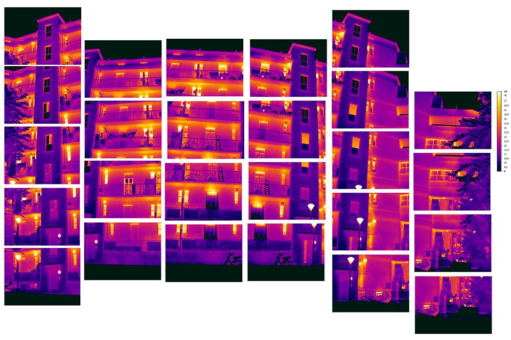 Figura 19. Comportamiento térmico de la fachada.
