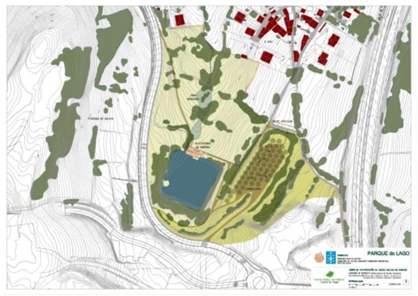 Figura 20. Propuesta Parque do Lago.