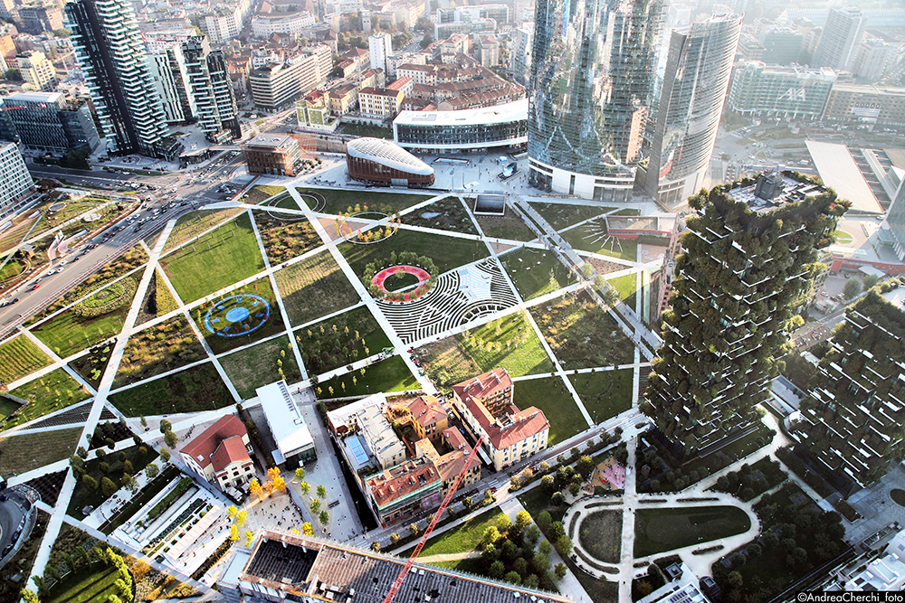 Figura 26. Vista aérea del parque. ©Andrea Cherchi