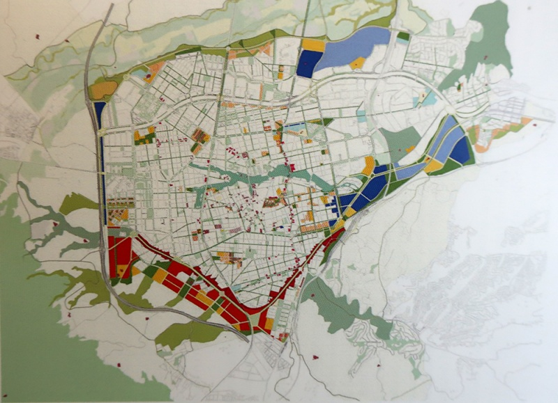 3.	Terrassa. Revisión Plan General 2001. POUM