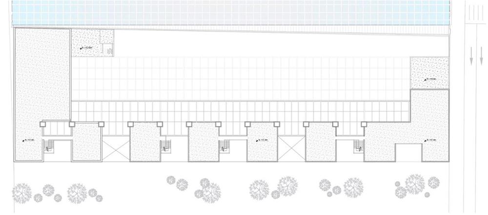 Figura 31. Planta Cubiertas: Terrazas y marquesinas