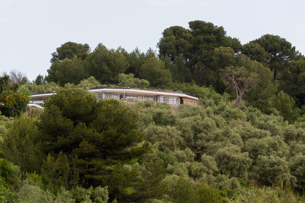 Figura 4. Integración de las viviendas en el contexto. Foto: Moreno Maggi, cortesía de studiorossi + secco