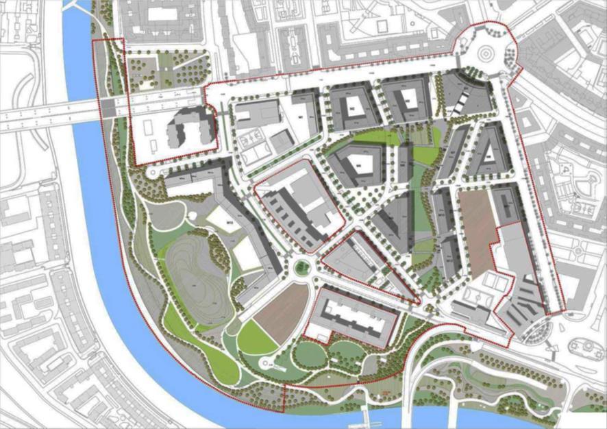 """Figura 4. La propuesta """"ciudad compleja"""""""