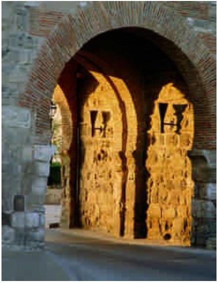 Figure 5: Arco de Santa María.