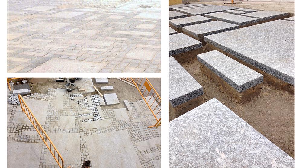 Figura 6. Imágenes de distintas zonas del proyecto