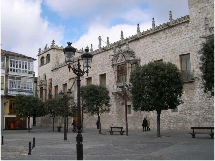 Figura 7. Plaza del Cordón.