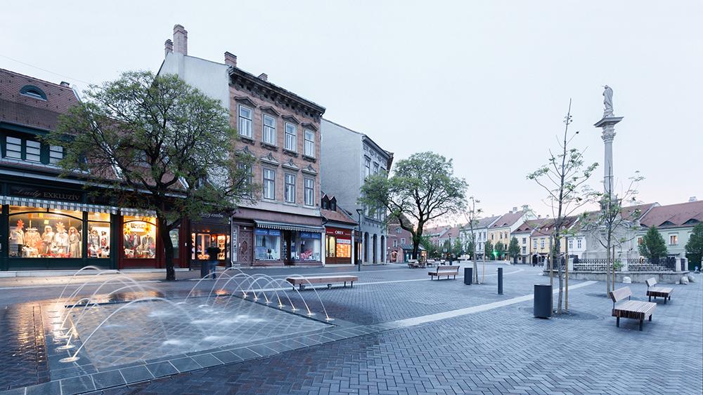 Figura 7. Nuevos espacios en torno al Distrito del Castillo.