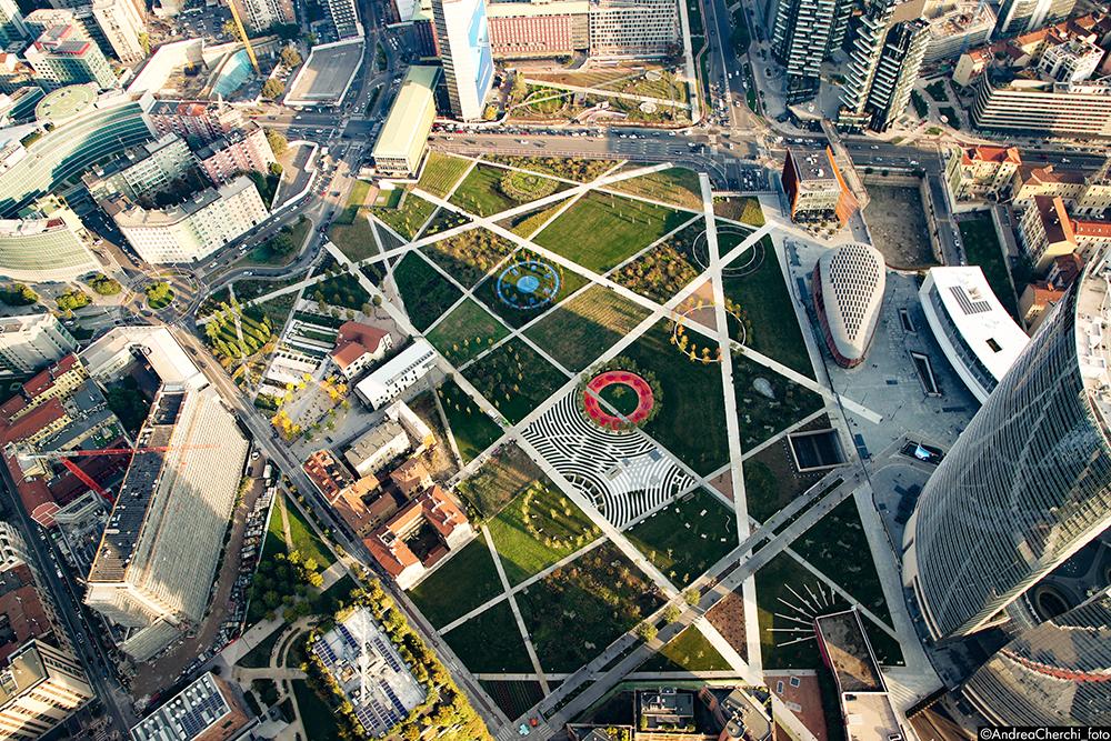 Figura 8. Vista aérea del parque. ©Andrea Cherchi