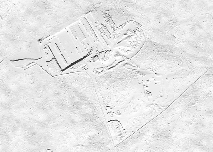 Figura 9. Modelo 3D DRON.