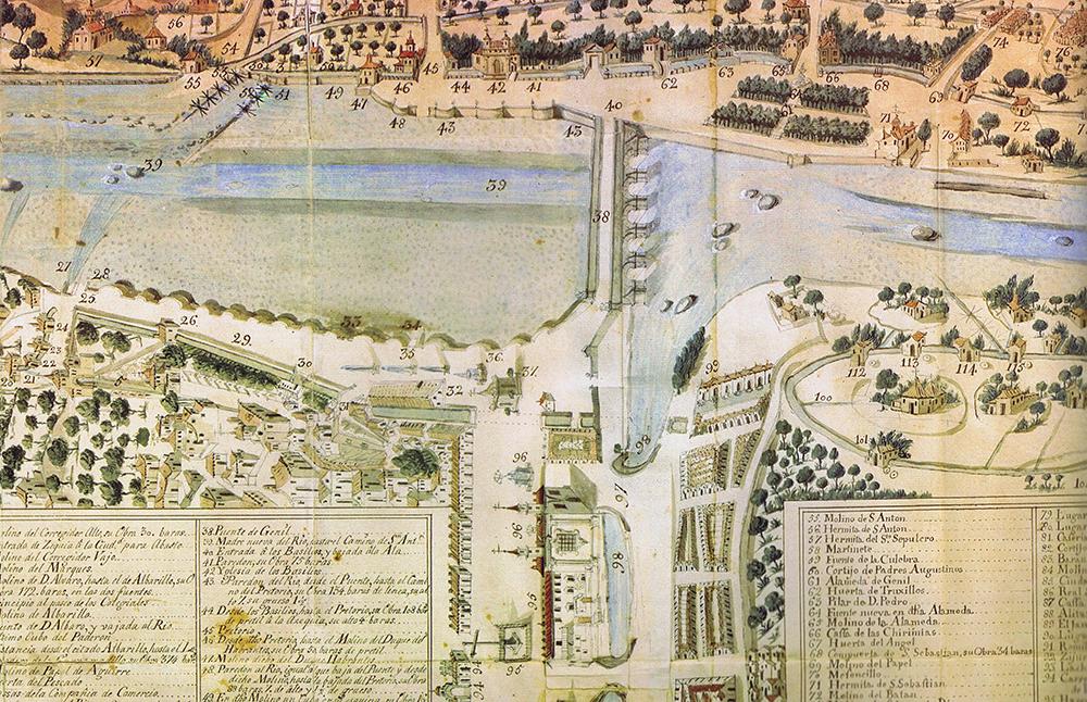 THOMAS FERRES Y JOSE DE TOXAR 1751