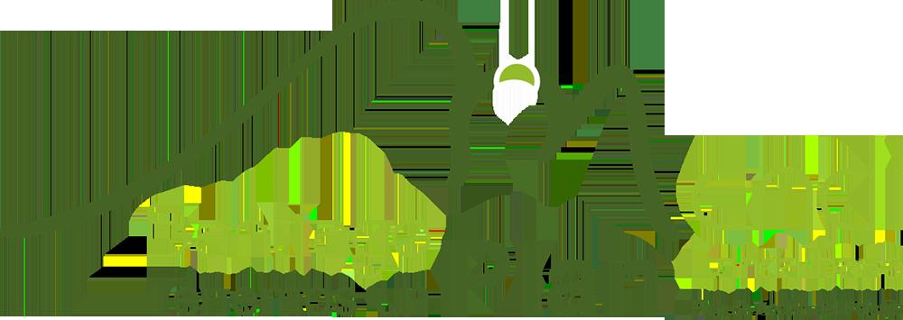 Figura 4. Logotipo del Plan de Acción del Pasaje del Corredor Santiagomendi-Landarbaso. Elaborado por KRIPTA SL