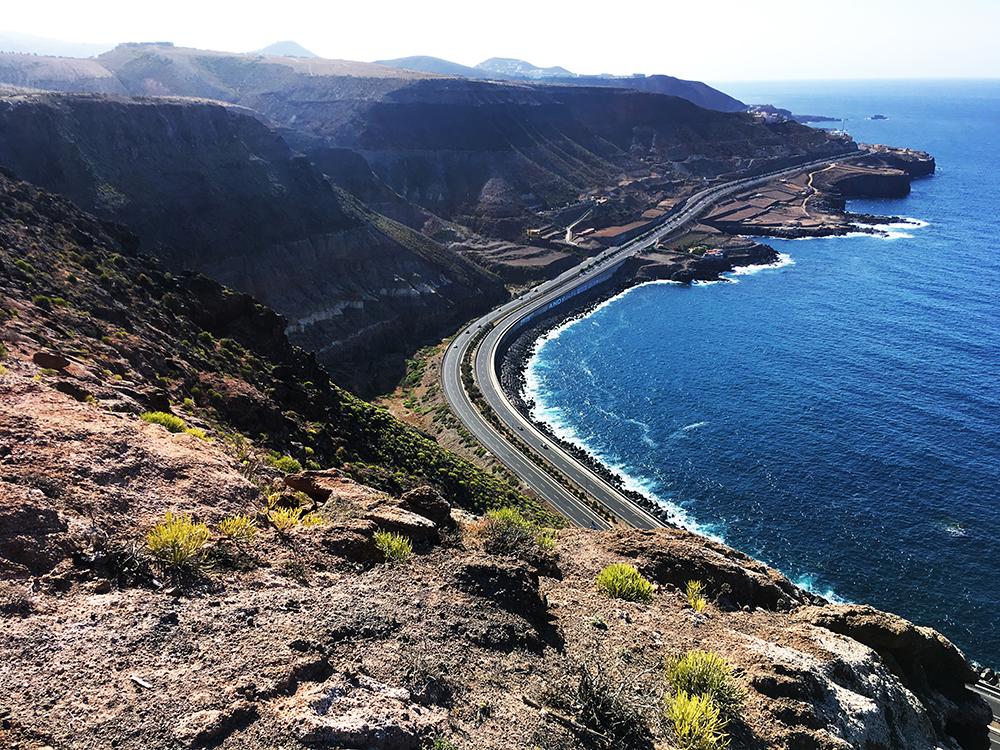 Figura 10. El Rincón, Gran Canaria Figura 11. Barranco de Moya, Gran Canaria