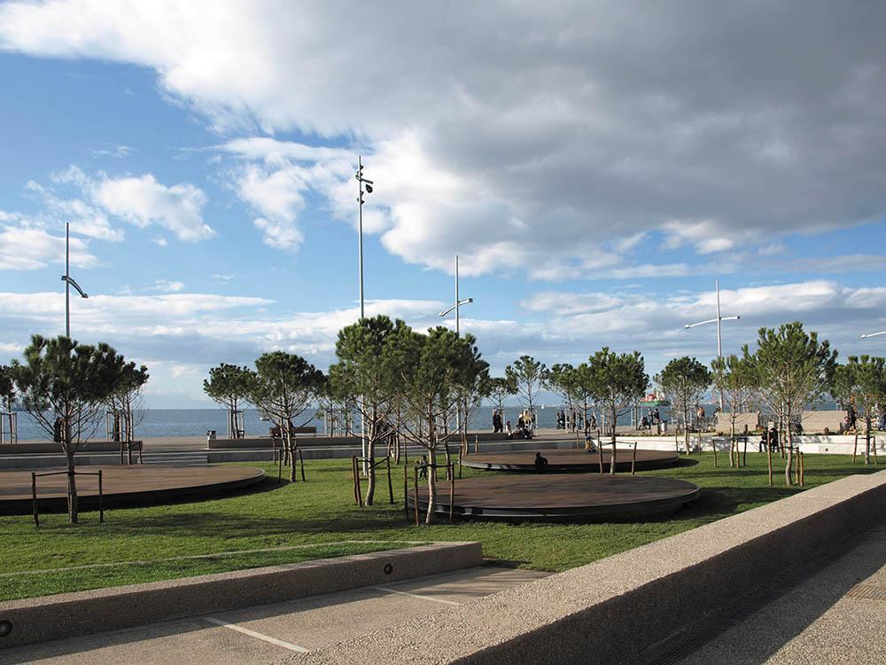 Figura 50. Vista del Jardín de la Música. Foto de Prodromos Nikiforidis.
