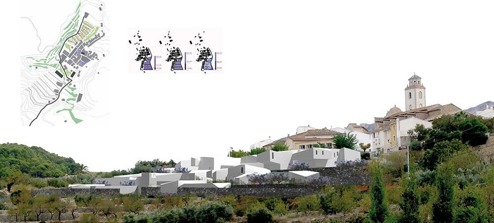 Figura 10. Material producido Jose Luis Duran Arribas en un desarrollo posterior al pH00, 2008.