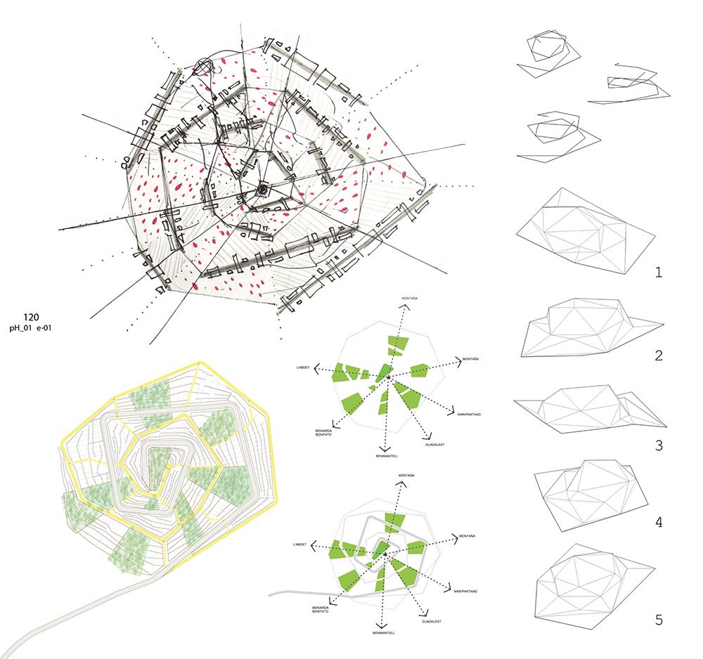 Figura 18. Nuevo pueblo. Material producido por el equipo 5 del pH00 ,2006.