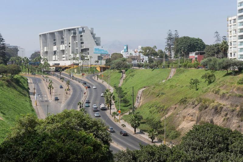 UTEC - Universidad de Ingeniería y Tecnología DE Lima. Fotografía: © Iwan Baan