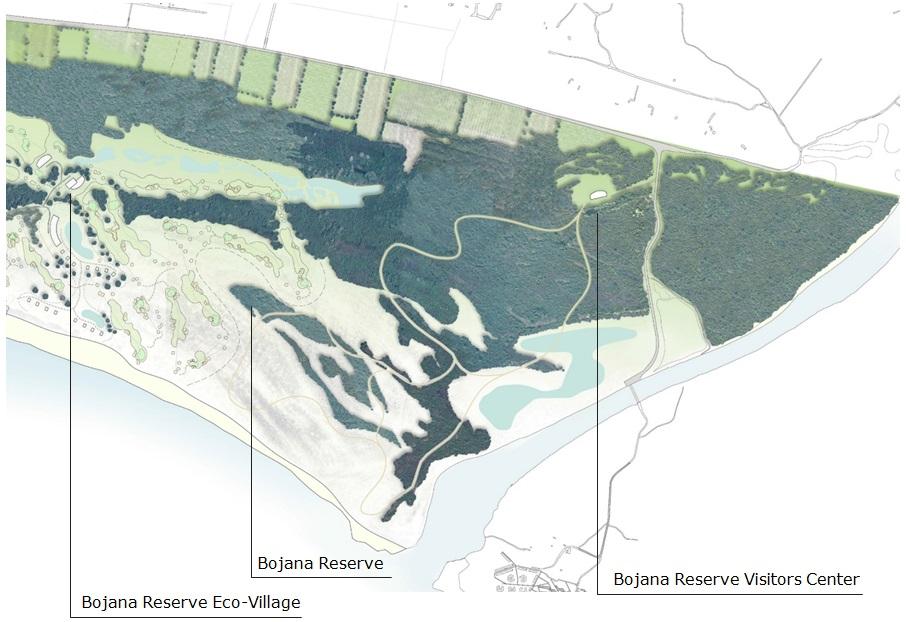 Figura 4. Parte derecha del masterplan.