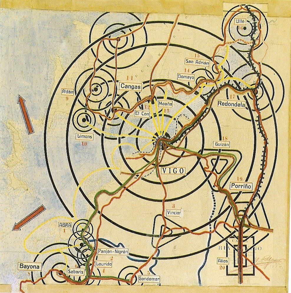 Figura 2. Plan Comarcal, 1932 autor: PALACIOS, A.