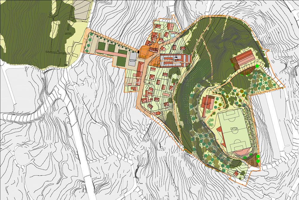 Figura 24. Plano de imagen final del Plan especial.