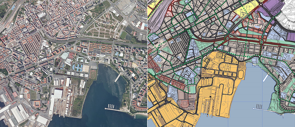 Figura 19. Los polígonos de vivienda pública